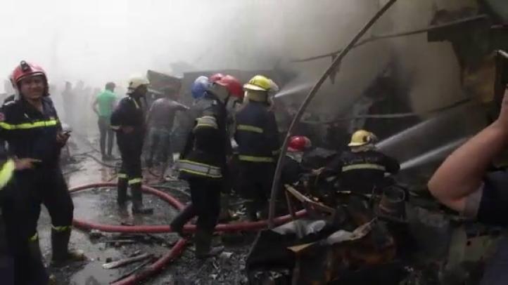 Continúan los ataques terroristas en Bagdad