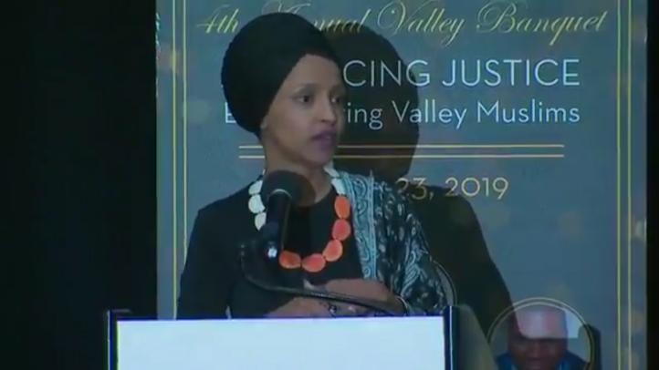 """Ilhan Omar, """"amenazada"""" tras las críticas de Trump"""