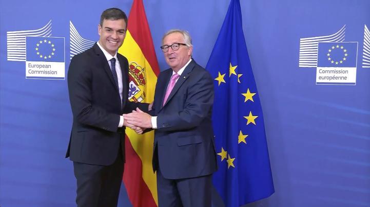 La UE advierte a España que los recursos para migrantes son limitados