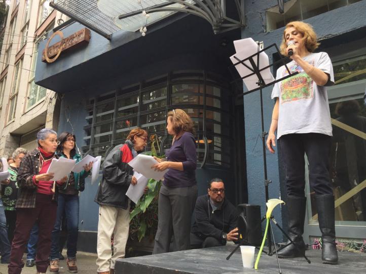 Realizan jornada de apoyo para El Círculo Teatral
