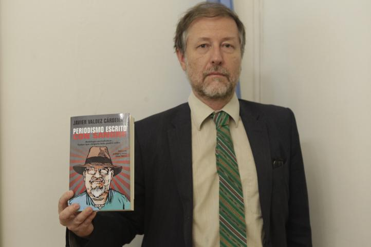 La muerte de Javier Valdez es una tragedia nacional: Jan Jarab