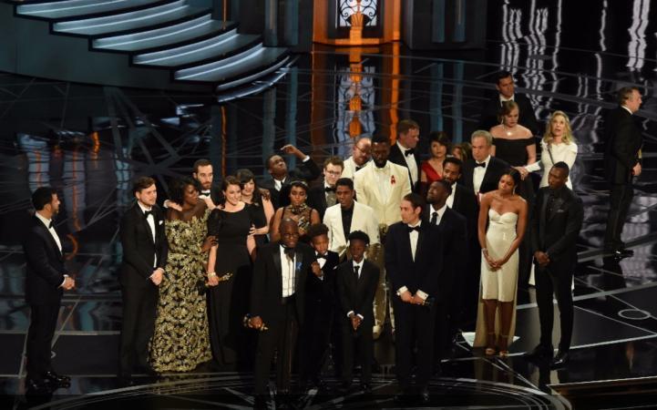 Pifia histórica en los premios Óscar
