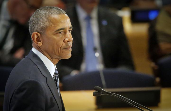 Ante la ONU, Obama lanza indirecta a Trump