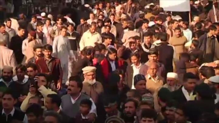 Celebran en Pakistán el nacimiento del profeta Mahoma