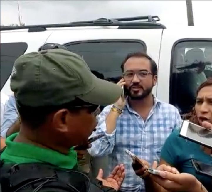 Detienen a hijo de Yunes Linares en Coatzacoalcos