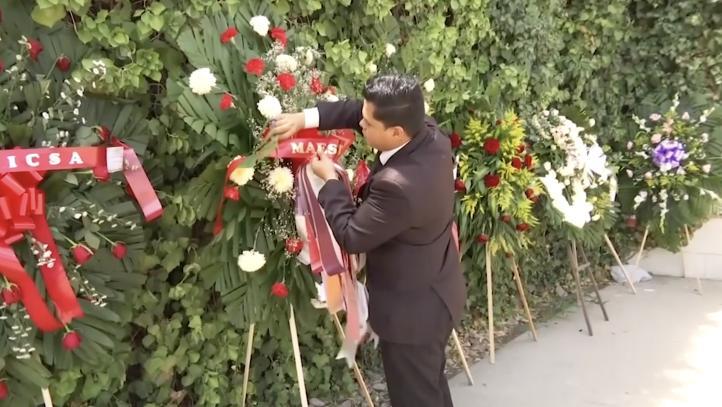 Entierran en Ciudad Juárez a víctimas mexicanas de matanza en El Paso