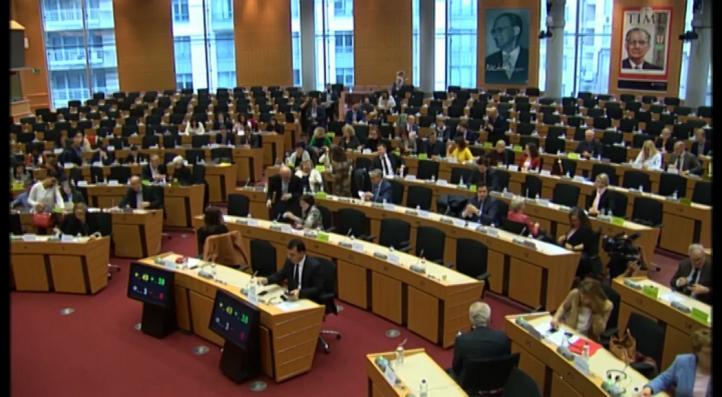 """El Parlamento Europeo define a Gibraltar como """"colonia"""""""