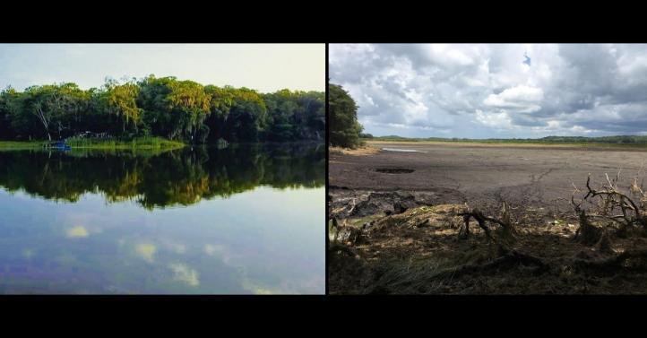 Se seca laguna de Chakanbacán en Chetumal