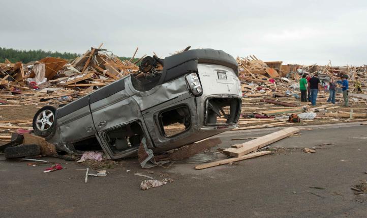 Tornados dejan 17 muertos en centro y sur de Estados Unidos