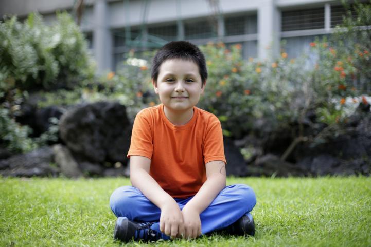 Un niño genio en la UNAM