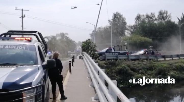 Cuatro muertos en serie de ataques a miembros de Fiscalía de Jalisco