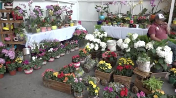 Inicia la primera Feria de las Flores en Iztapalapa