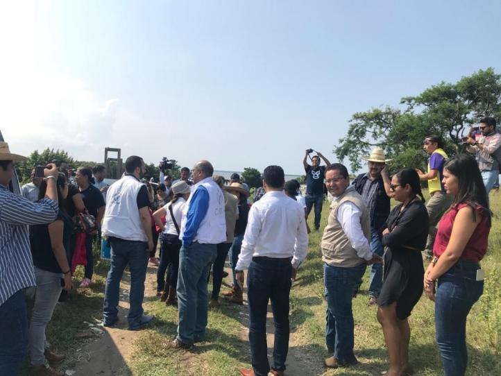 """Familiares de desaparecidos logran acceso a """"El Arbolillo"""""""