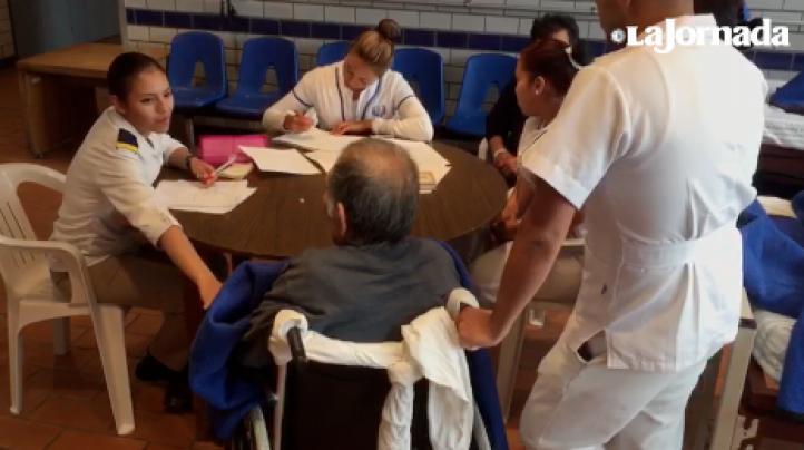 Salud mental, desafío del envejecimiento poblacional