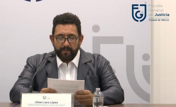 Confirma FGJCDMX 19 detenidos por atentado contra García Harfuch