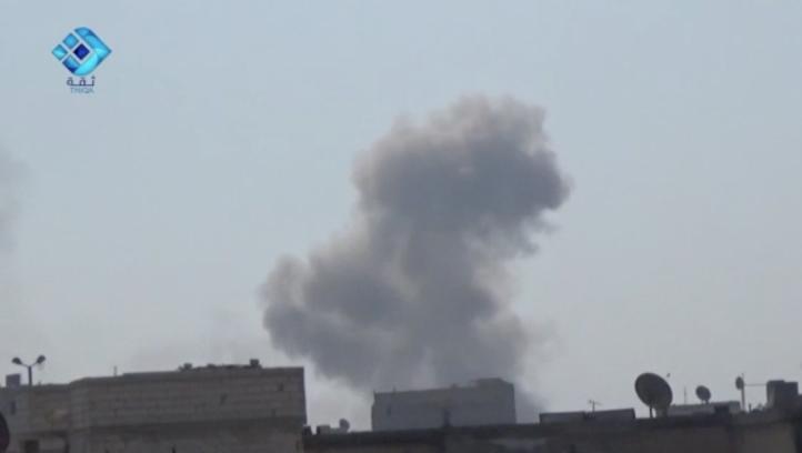 Vuelven los bombardeos a la ciudad siria de Alepo