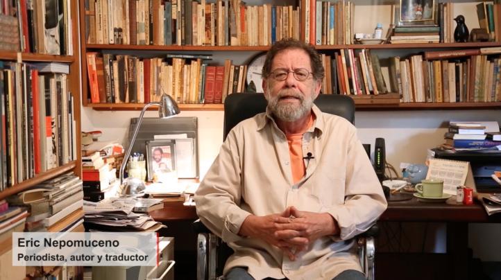 """""""Lo que ocurre en Brasil es un golpe de Estado"""": periodista Eric Nepomuceno"""
