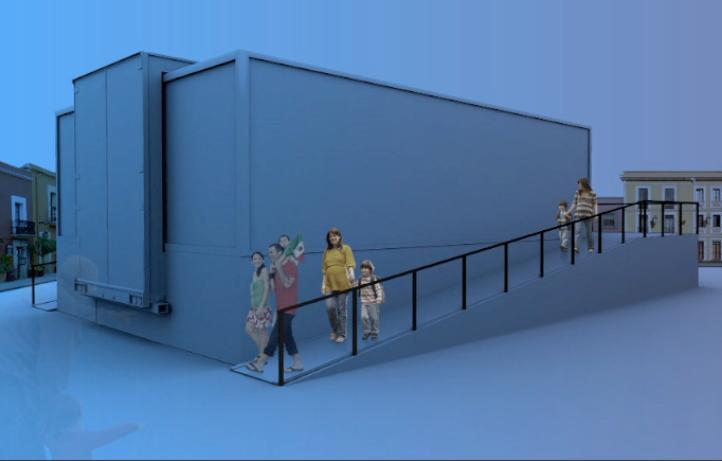 Presenta GDF el museo itinerante de ciencia; recorrerá delegaciones de la ciudad