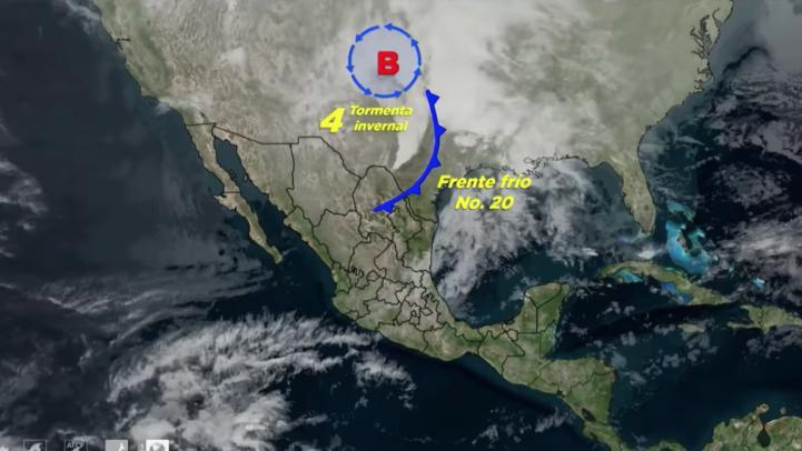 Pronóstico del tiempo para el 27 de diciembre de 2018