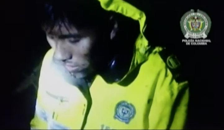 Revelan dramático video de rescate de sobreviviente de tragedia de Chapecoense