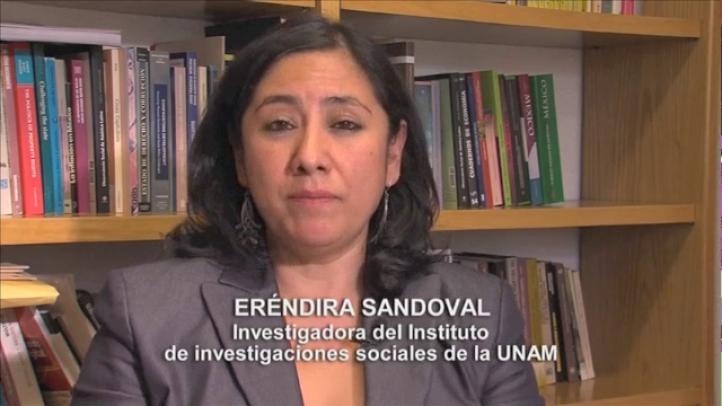 Aniversario: Eréndira Sandoval