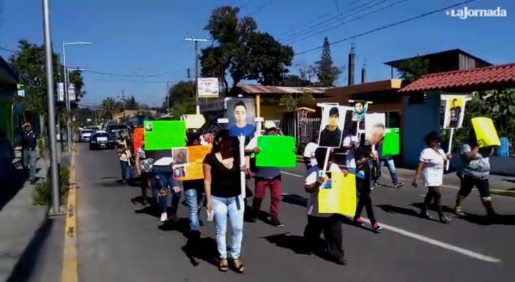 Alcalde huye de familiares de desaparecidos en Ixtaczoquitlán, Veracruz