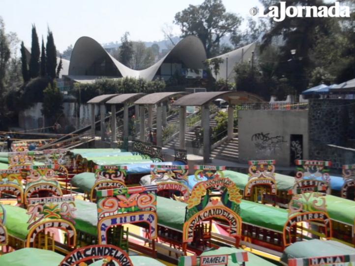 Grieta en canales de Xochimilco fue provocada por sobreexplotación del acuífero