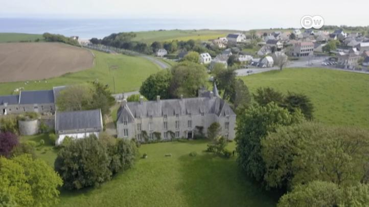 Vecinos recuerdan el histórico desembarque en Normandía a 75 años