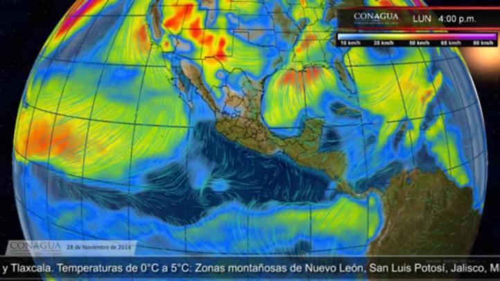 Pronóstico del tiempo para el 28 de noviembre