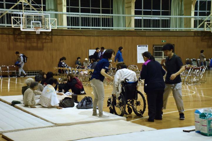 Terremoto de 6.7 remece Japón, escasos daños