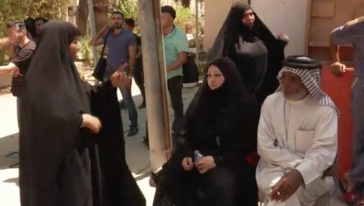 Incendio en hospital de Bagdad cobra la vida de 12 recién nacidos