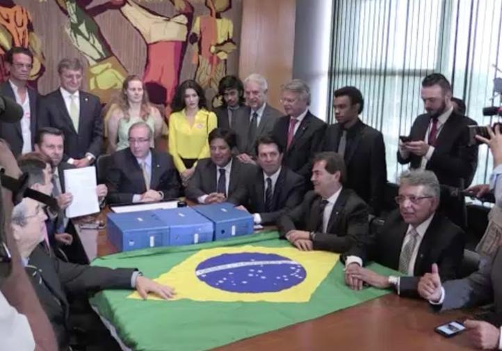 Nueva solicitud de juicio político contra Rousseff