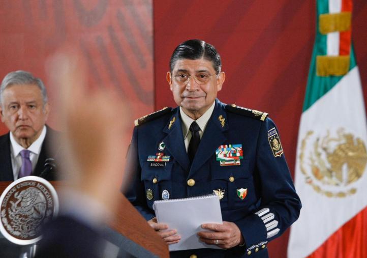 Revelan nombre de responsable de grupo anti 'narco'
