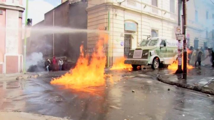 Bolivia: Protestan por una educación pública