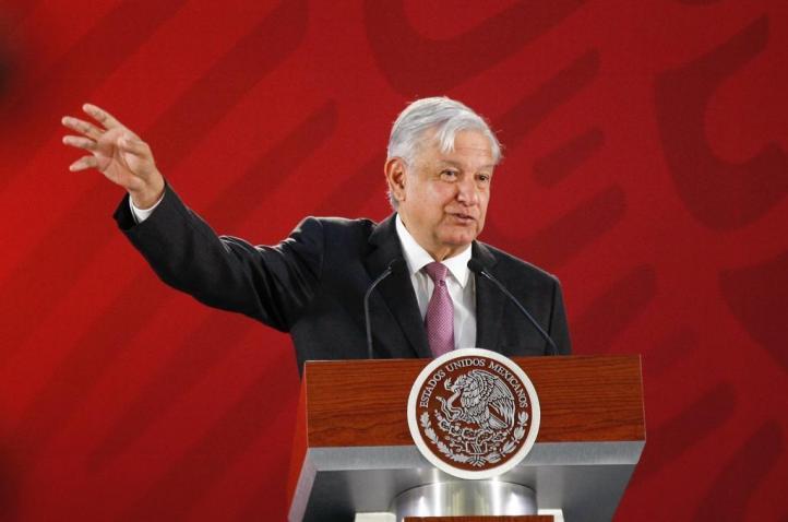 Confirma AMLO conflicto de interés del presidente de la CRE