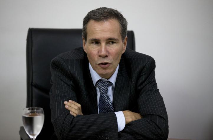 Hallan muerto al fiscal argentino que pidió indagatoria de Fernández