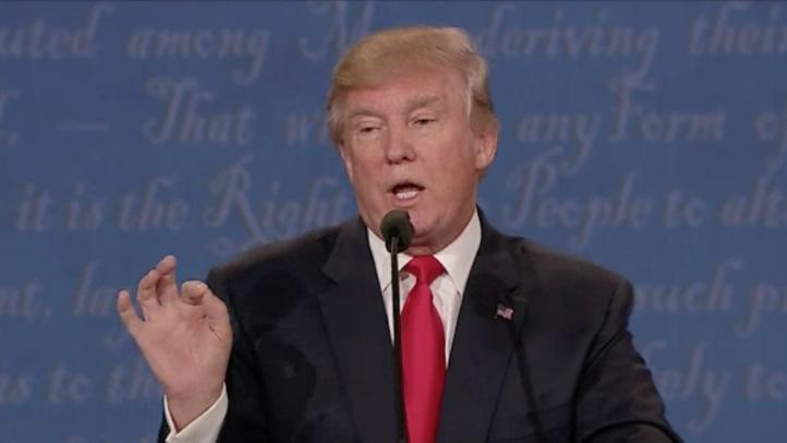 Trump evita decir si aceptará o no el resultado de las elecciones