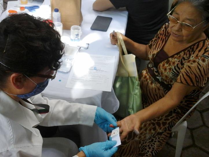 ONG realizará 500 pruebas de ADN a familiares de desaparecidos