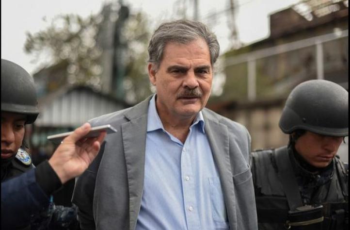 Detienen en Guatemala a Álvaro Colom y Juan Alberto Fuentes