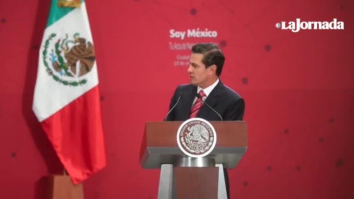 EPN reconoce labor de Osorio Chong al frente de la Segob