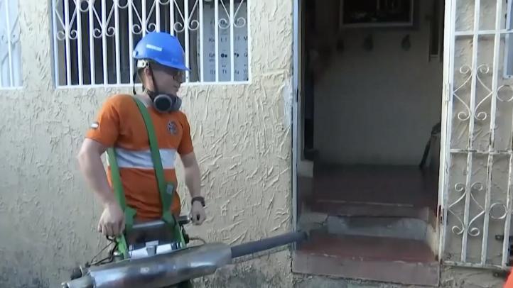 Honduras enfrenta epidemia de dengue