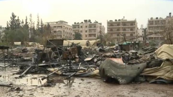 Se intensifican combates en Aleppo