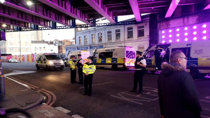Autor del ataque en Londres era un terrorista en libertad condicional