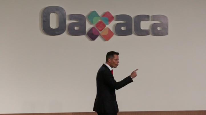 Primer Informe de Gobierno del gobernador de Oaxaca, Alejandro Murat