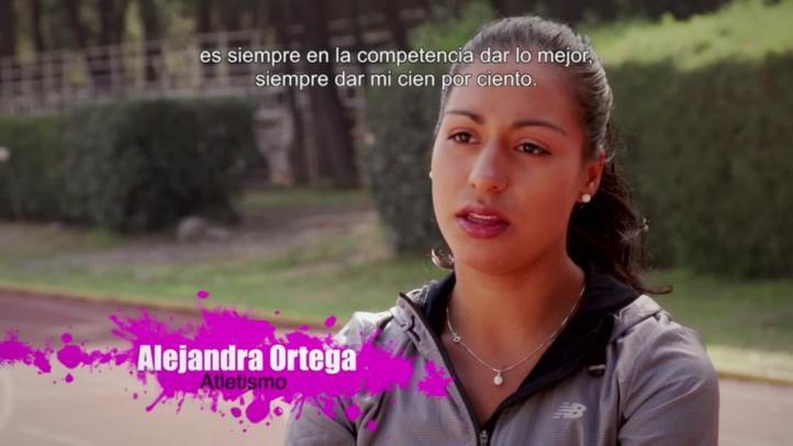 Capital de campeones: Alejandra Ortega