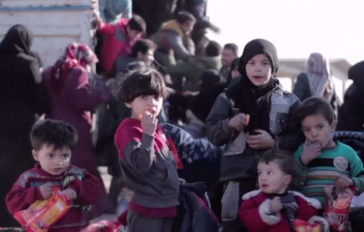 Más de 650 niños sirios murieron en 2016 a causa de la guerra