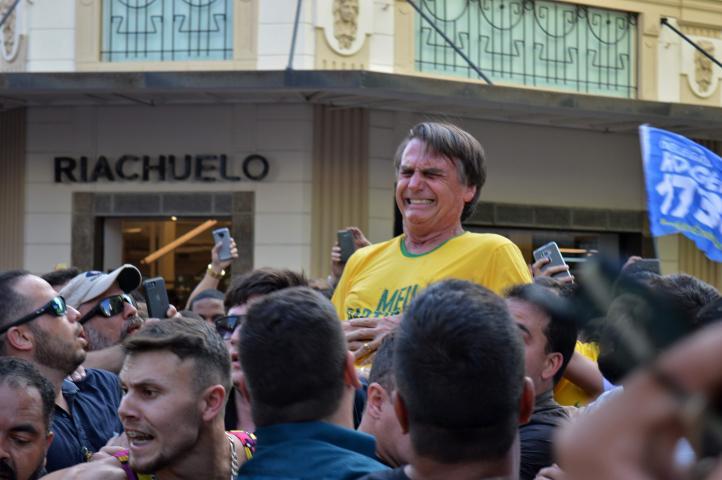 Brasil: agresión a Bolsonaro podría cambiar la elección presidencial