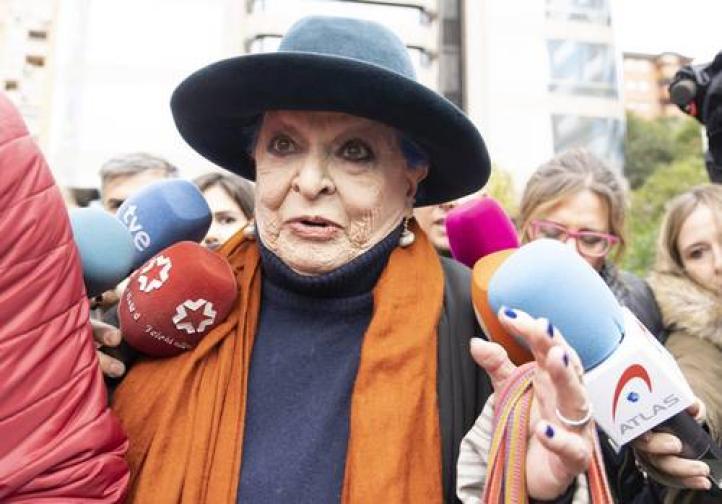 Muere Lucía Bosé a los 89 años a causa del coronavirus