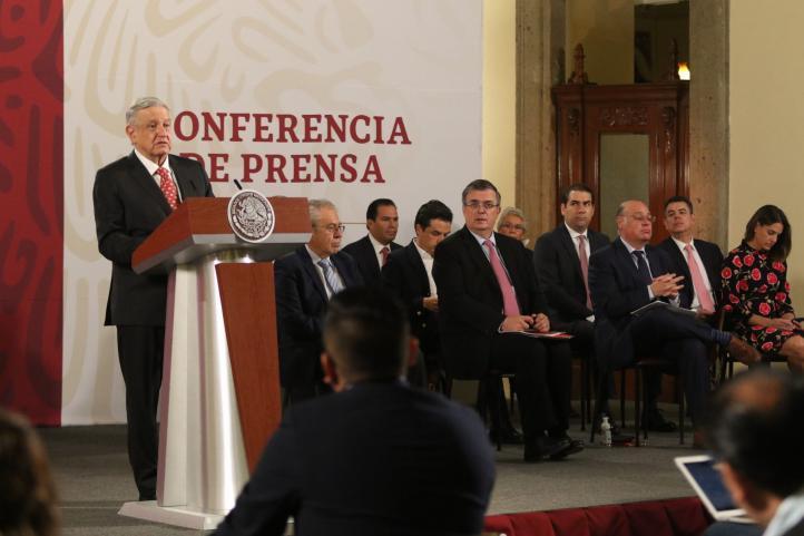 "Estrategia para enfrentar pandemia ha sido ""exitosa"": AMLO"