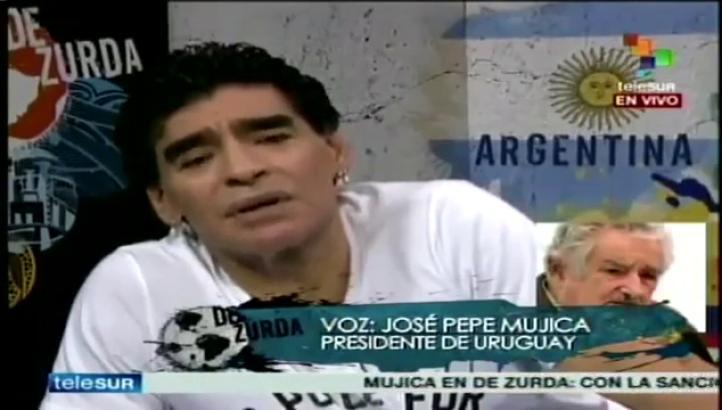 """Presidente de Uruguay critica """"doble vara"""" de la FIFA al castigar a Suárez"""